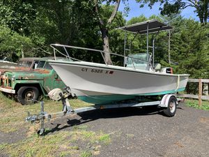 Aqua sport boat motor and trailer for Sale in Woodbridge, CT