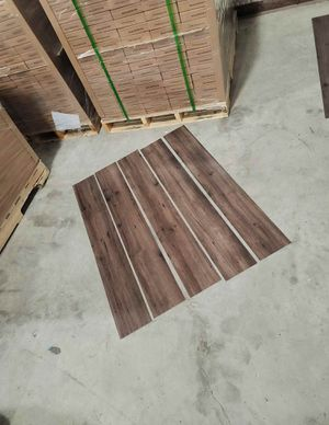 Luxury vinyl flooring!!! Only .97 cents a sq ft!! Liquidation close out! 4A9 for Sale in Dallas, TX