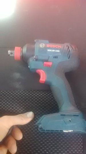 Bosch impact drill for Sale in Huddleston, VA