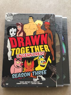 Drawn Together Season 3 for Sale in Rochester, MN