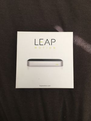 leap motion controller for Sale in San Francisco, CA