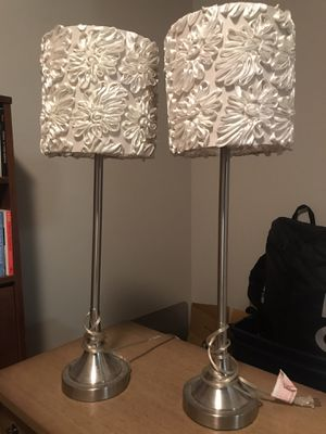 Table lamps for Sale in Phoenix, AZ
