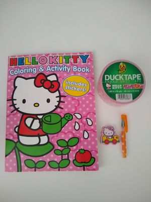 Hello Kitty Stationery Set for Sale in Phoenix, AZ