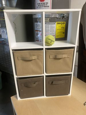 Small cube shelf for Sale in Federal Way, WA