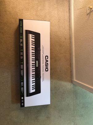 digital keyboard CTK-3500 for Sale in Novato, CA