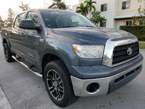 $12998 CASH TOYOTA TUNDRA CREMAX 4WD 2009 for Sale in West Park, FL