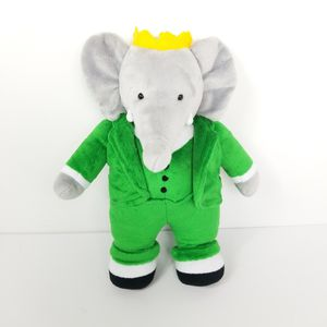 Babar the Elephant 1990's Collectible Plush Toy. $25 for Sale in Seattle, WA