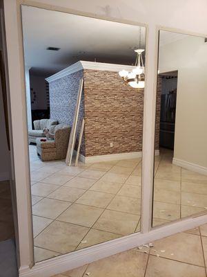 Wall mirrors for Sale in Miramar, FL