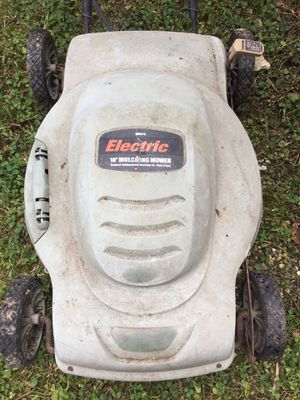 Electric Lawnmower for Sale in Alexandria, VA