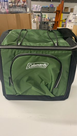 Coleman Green Green Cooler Lunch Bag for Sale in North Haven, CT