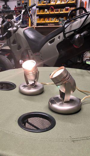 Intertek (3052657) Portable Luminaire Stainless Steel Mini Spot Light for Sale in Phoenix, AZ