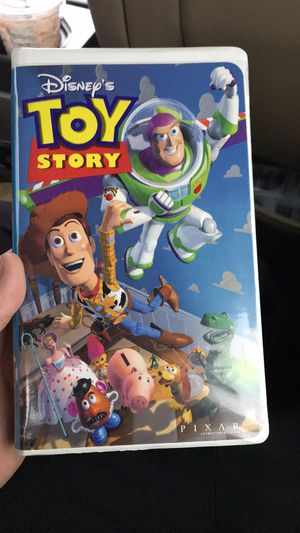 Toy story vhs for Sale in Baton Rouge, LA