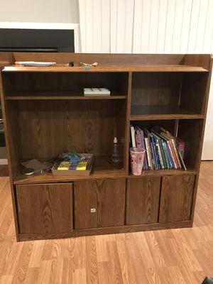 Entertainment center/shelf for Sale in Alexandria, VA