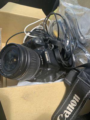 Canon rebel XT for Sale in Waianae, HI