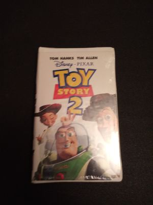 Toy story 2 vhs sealed for Sale in Chicago, IL