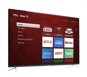 "BRAND NEW IN BOX TCL 55"" Class 4K UHD Roku Smart TV for Sale in Atlanta, GA"