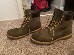 Olive Green Timbs for Sale in Scottsdale, AZ