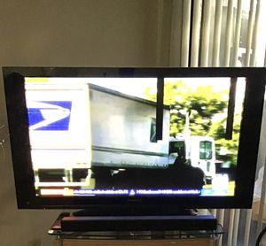 "52"" PANASONIC PLASMA TV for Sale in Los Angeles, CA"