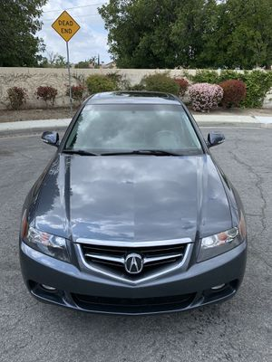 2004 Acura TSX with 6speed manual low mileage for Sale in Alta Loma, CA