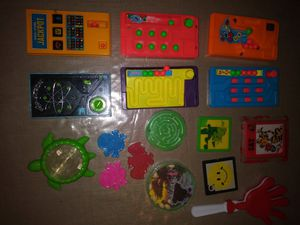 Mini games and puzzles for Sale in Cooper City, FL