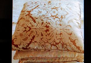 Very large silk pillows for Sale in West Palm Beach, FL