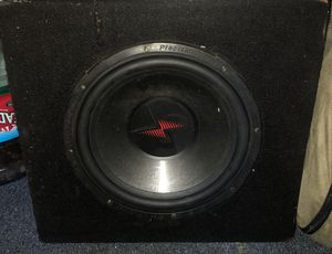 12 inch speaker for Sale in San Francisco, CA