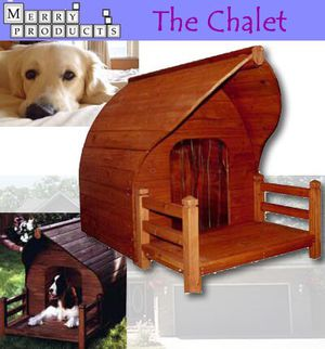 The Chalet Dog House for Sale in Clifton, NJ