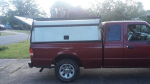 Camper shell for a Ford Ranger for Sale in Marietta, GA