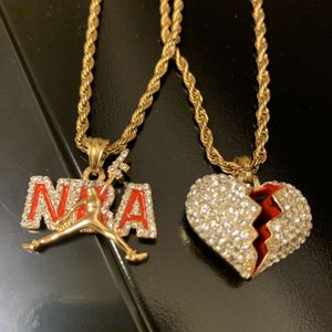 14k Gold Plated Steel Chains for Sale in Wichita, KS