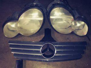 2001 Mercedes Benz C230 parts for Sale in Las Vegas, NV
