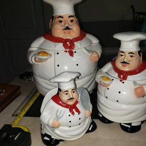 Fat chef kitchen decor for Sale in Ocala, FL