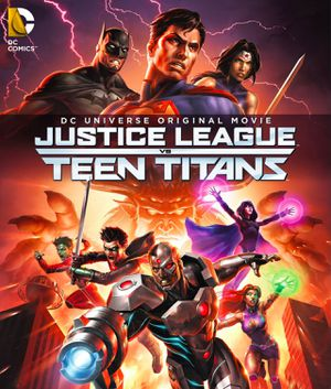 Justice League vs Teen Titans — MA HD for Sale in Cerritos, CA