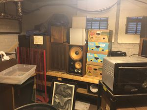 Walls of speakers, amps and subs for Sale in Norfolk, VA
