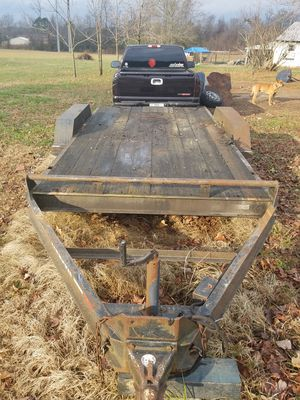 07 Hudson 3 1/2 ton cargo capacity trailer for Sale in Albertville, AL