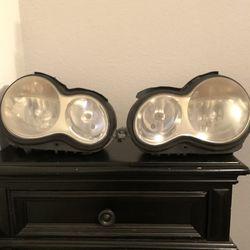 Mercedes Benz W203 Headlamps for Sale in San Antonio,  TX