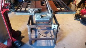 Restored Vintage Craftsman Tablesaw for Sale in Orlando, FL