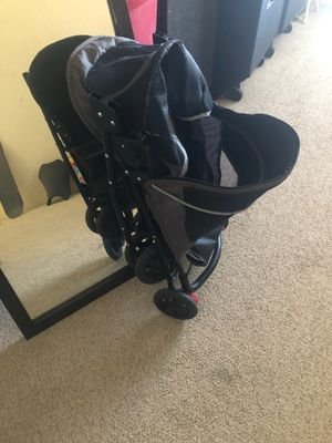 Dog stroller...semi new for Sale in Palmdale, CA