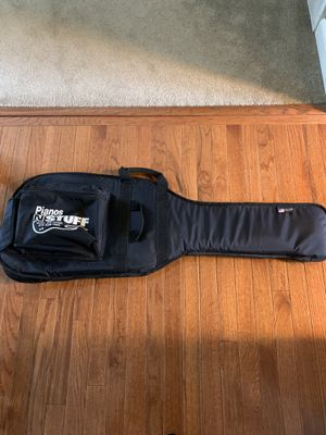 Soft guitar case. Purchased several years ago for daughters guitar. Barely used. for Sale in Gibsonia, PA