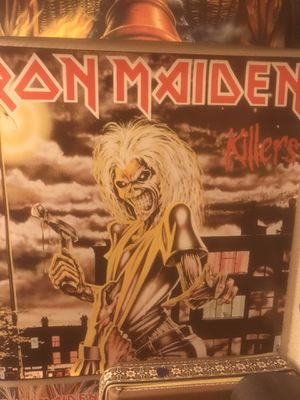 Iron Maiden vintage posters for Sale in Santee, CA