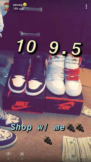 Retro 1 Jordan's for Sale in Fort Washington, MD