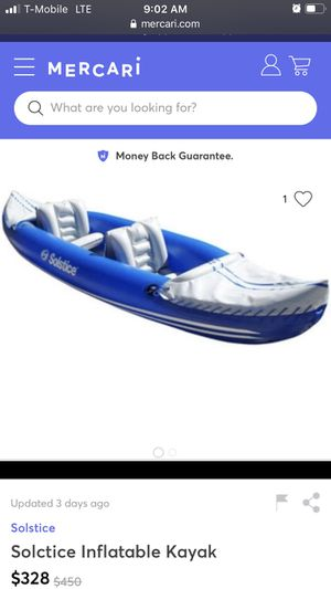 Inflatable kayak for Sale in Aurora, CO