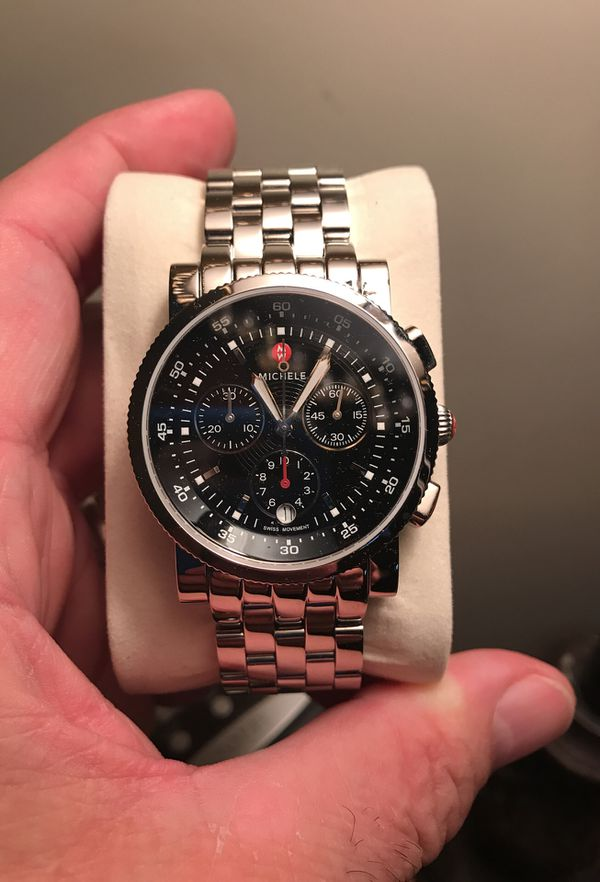 Michele watch BRAND NEW RETAIL PRICE 1100.00