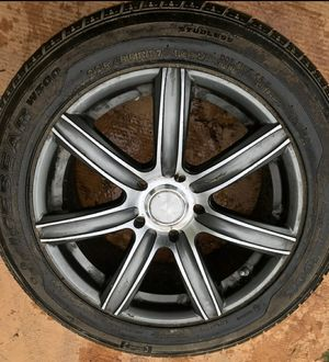 (4) MB Motoring Wheels w/ Icebear Tires for Sale in Cecil, PA