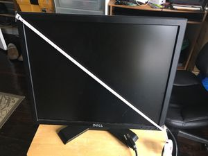 "Dell 19"" Computer Monitor Working Conditions for Sale in Everett, MA"