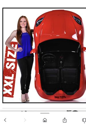 XXL Porsche style kids ride on cars with remote $499 for Sale in Alamo, CA