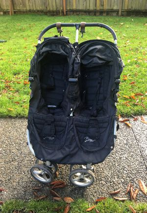 City Mini double baby jogger for Sale in Tacoma, WA