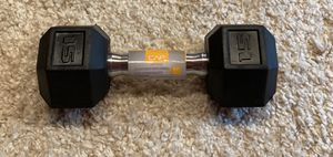 CAP Barbell Coated Hex Dumbbell Single 15 LBs Brand New for Sale in Dallastown, PA