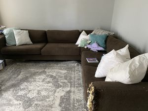 Free ikea Karlstad sectional for Sale in New Port Richey, FL
