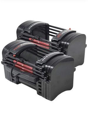 PowerBlock EXP Stage 1 Adjustable Dumbbell Set (1 Pair) for Sale in Ashburn, VA