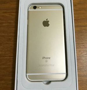 IPhone 6 S , UNLOCKED . Excellent Condition ( as like New) for Sale in Springfield, VA